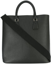 Maison Margiela classic tote bag - men - Cotton/Leather/Polyester - One Size