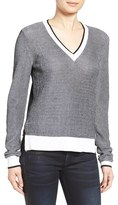 Rag & Bone 'Ainsley' V-Neck Sweater