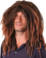 Bristol Novelty Celebrities Fancy Dress Party Bob Marley Dreadlock Rasta Style Artificial Wig
