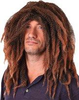 Bristol Novelty Celebrities Fancy Dress Party Bob Marley Dreadlock Rasta Style Artificial Wig