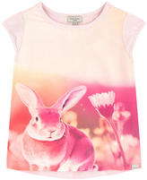 Paul Smith Bi-material T-shirt