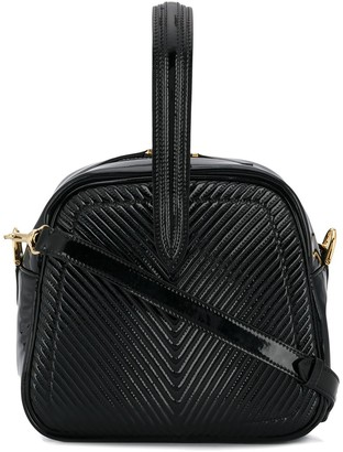 Marco De Vincenzo Quilted Tote