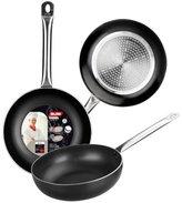 "ibili ""I-Chef"" Deep Frying Pan, Black/Silver, 24 cm"