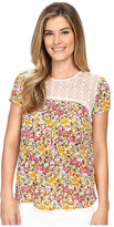 KUT from the Kloth Serenity Lace Top