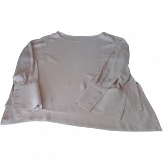 Liviana Conti Pink Silk Top for Women