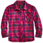 Rails Girls' Plaid Shirt