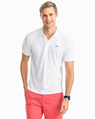 Southern Tide Jack Solid Performance Pique Polo Shirt