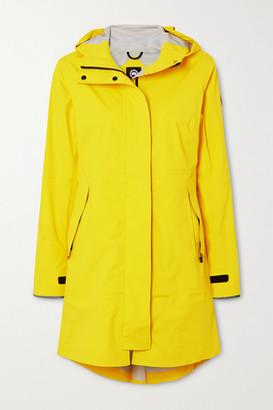 Canada Goose Salida Hooded Shell Raincoat - Yellow