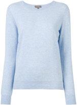 N.Peal cashmere plain sweatshirt