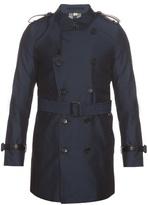 Burberry London Kensington Gabardine Trench Coat