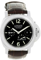 Panerai Luminor PAM00090 Stainless Steel Power Reserve Automatic 44mm Watch