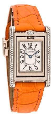 Cartier Tank Basculante Watch
