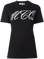 McQ by Alexander McQueen tattoo print T-shirt
