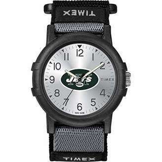Timex Youth TWZFJETYA Recruit New York Jets NFL Tribute Collection Watch