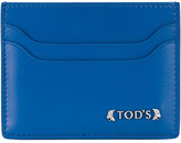 Tod's classic cardholder - men - Calf Leather - One Size