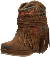 Naughty Monkey Women's Canyon Dream Ankle Bootie