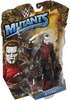 WWE Trade Up Mutants Sting action figure