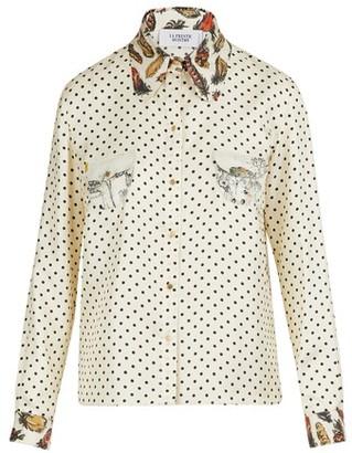 La Prestic Ouiston Twiggy shirt