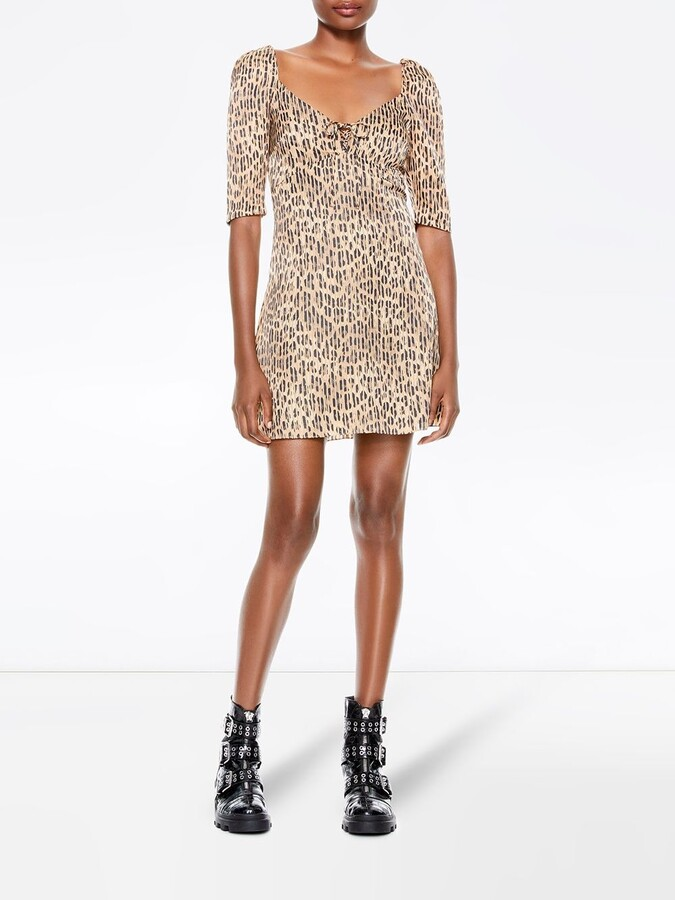 Thumbnail for your product : Alice + Olivia Dana dress