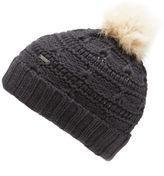 Woolrich Women's Serenity Lake Hat Light Grey Melange - S