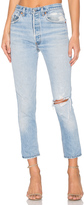 RE/DONE Levis High Rise Ankle Crop
