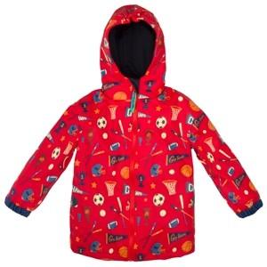 Stephen Joseph Little Boy All Over Print Raincoat