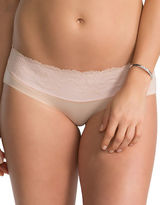 Spanx Lace-Accented Hipster Panties