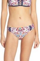 Nanette Lepore Women's Festival Charmer Bikini Bottoms