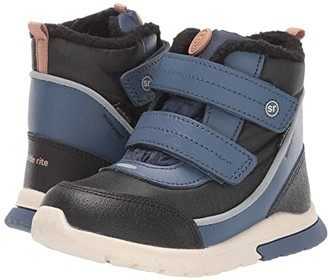Stride Rite M2P Shay (Toddler) (Navy) Boy's Shoes
