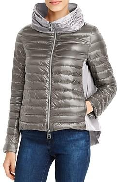 Herno Funnel Collar Down Coat