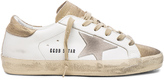 Golden Goose Deluxe Brand Leather Superstar Low