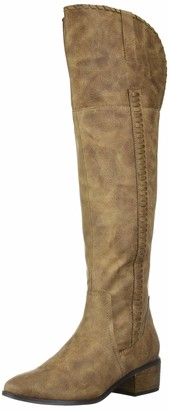 Carlos by Carlos Santana Women's Briar Over The Knee Boot