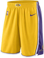 Nike Men's Los Angeles Lakers Icon Swingman Shorts