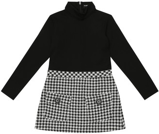 Emporio Armani Kids Turtleneck dress