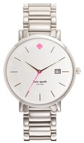 Kate Spade 'gramercy Grand' Bracelet Watch, 38mm