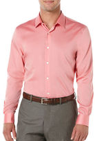 Perry Ellis Big and Tall Dobby Twill Shirt