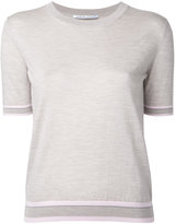 Agnona knitted top - women - Silk/Cashmere - 42