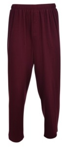 Hanes Men's Big and Tall Soft Waffle Lounge Pants