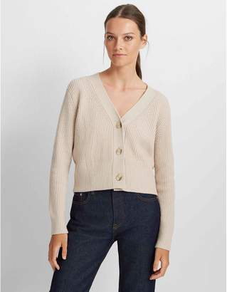 Club Monaco Button Cardigan