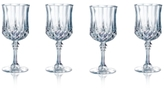 Longchamp Set of 4 Wine Glasses