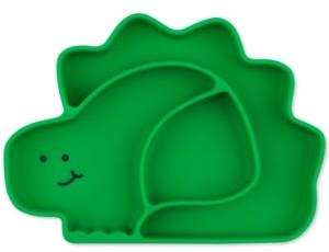 Bumkins Dinosaur Silicone Grip Dish