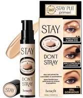 Benefit Cosmetics Stay Don't Stray Eyeshadow Primer, Light/Medium