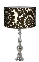 Lighting Marie Table Lamp - Zinnia Ebony