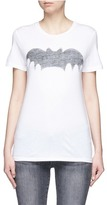 Zoe Karssen Bat print cotton-modal T-shirt
