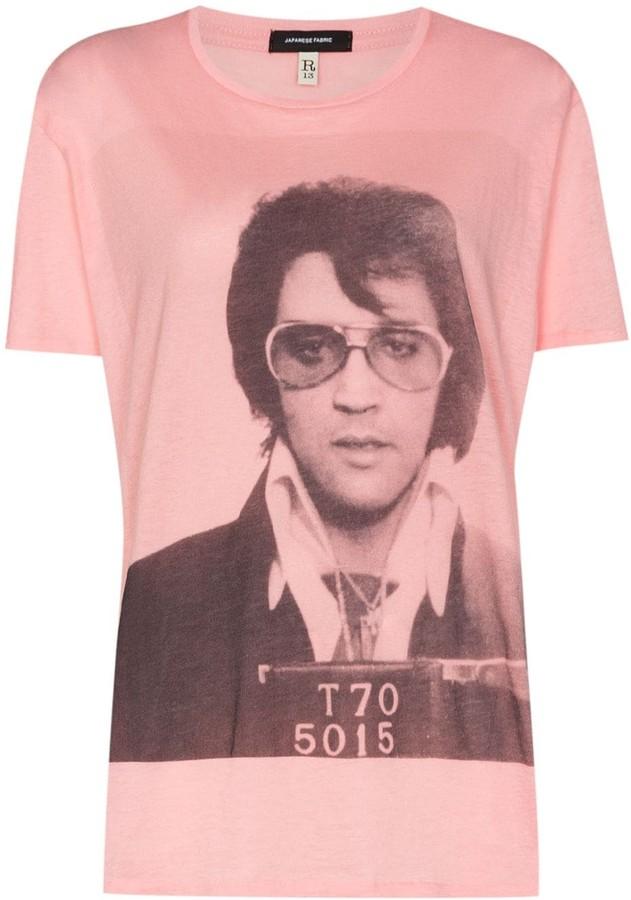 R 13 Elvis T70 T-shirt