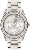INC International Concepts Women's Silver-Tone Bracelet Watch 40mm IN001S, Only at Macy's