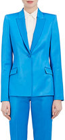 Pallas Women's Satin Single-Button Jacket