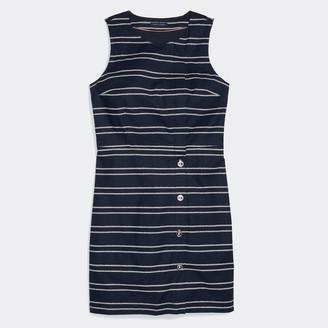 Tommy Hilfiger Sleeveless Zip Dress