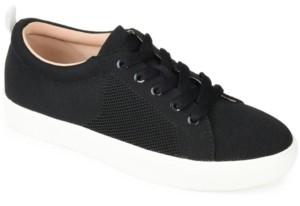 Journee Collection Women's Comfort Foam Wide Width Kimber Sneakers Women's Shoes