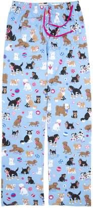 Hatley Little Blue House by Women's Land Animals Jersey Pajama Pants